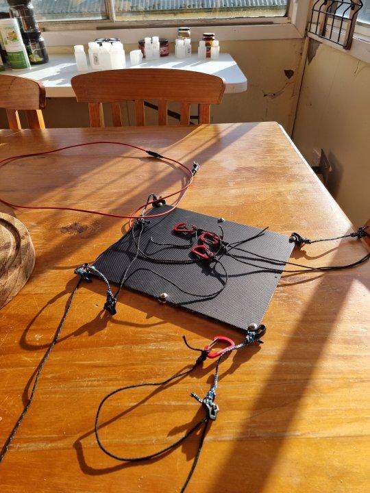 Voltaic Solar Attachment